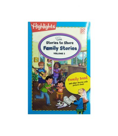 Family Band and Other Stories With Picture Clues